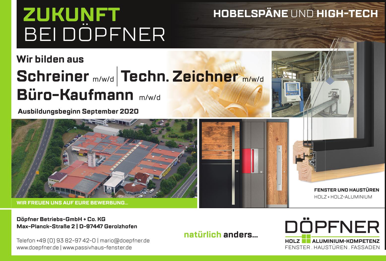 Döpfner Betriebs-GmbH + Co. KG
