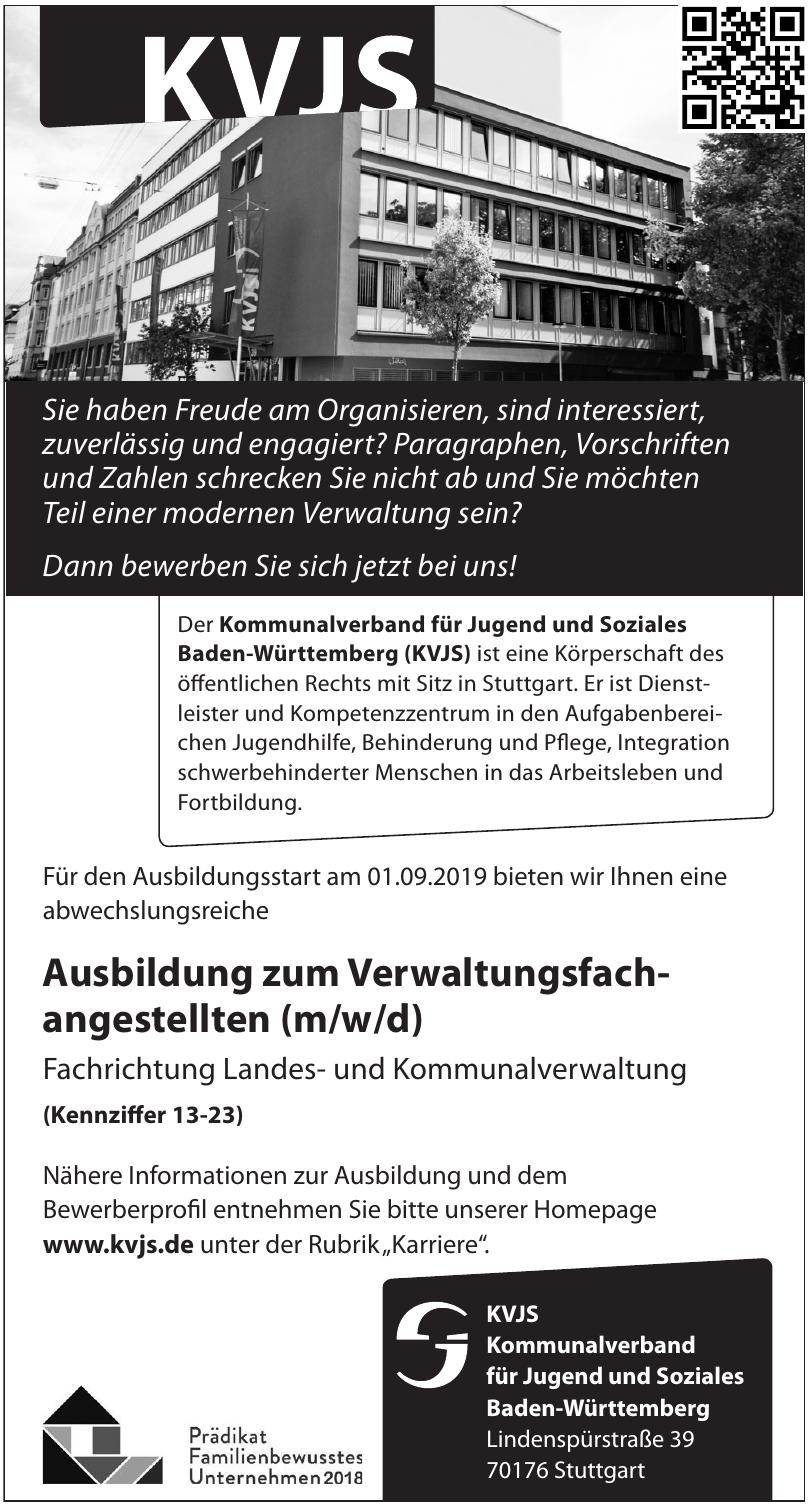 KVJS Kommunalverband für Jugend und Soziales Baden-Württemberg