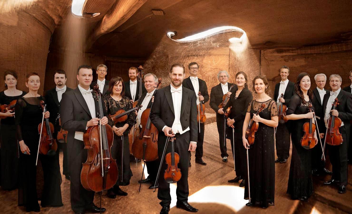 Mit einem besonders festlichen Konzert stimmt das Württembergische Kammerorchester am Samstag, 21. Dezember, in der Güglinger Herzogskelter auf die Weihnachtstage ein. Fotos: privat