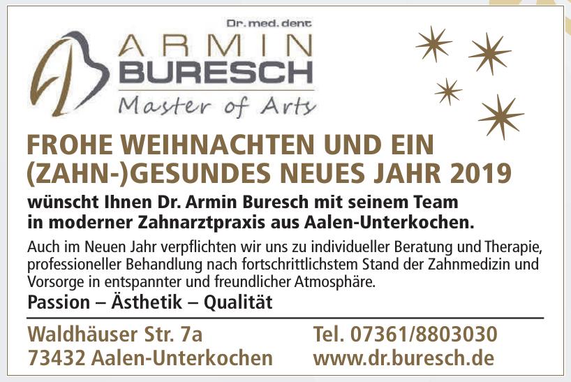 Armin Buresch
