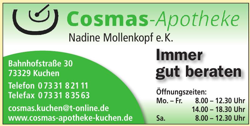 Cosmas-Apotheke Nadine Mollenkopf e.K.