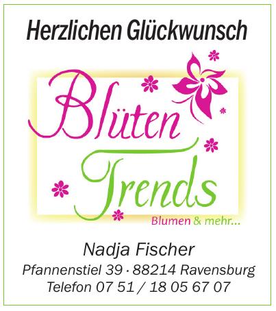 Blüten Trends Nadja Fischer