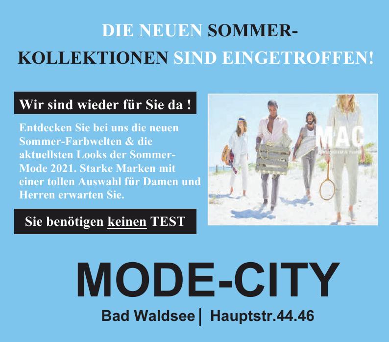 Mode-City & Madison