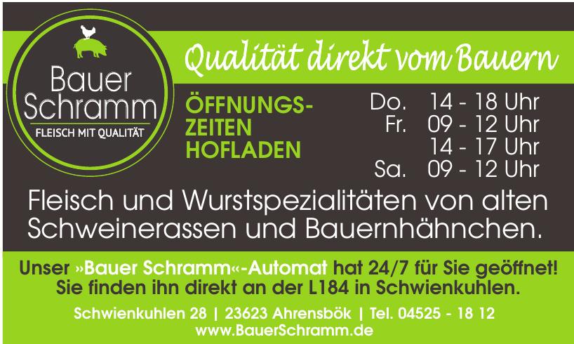 Bauer Schramm
