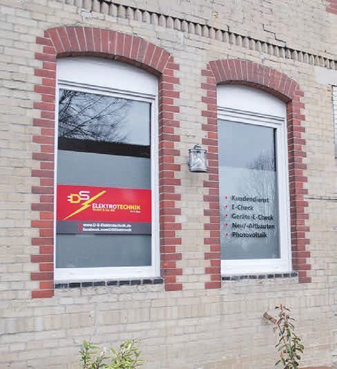 Die DS-Elektrotechnik GmbH & Co. KG ist an der Hildesheimer Straße 38 in Rosenthal erreichbar. Foto: Birthe Kußroll-Ihle