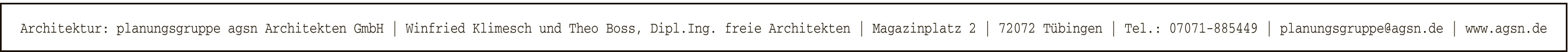 planungsgruppe agsn Architekten GmbH