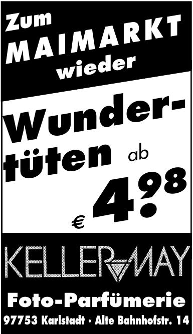Keller May Foto-Parfürmerie