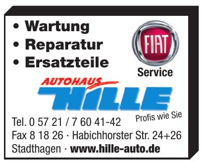 Autohaus Hille