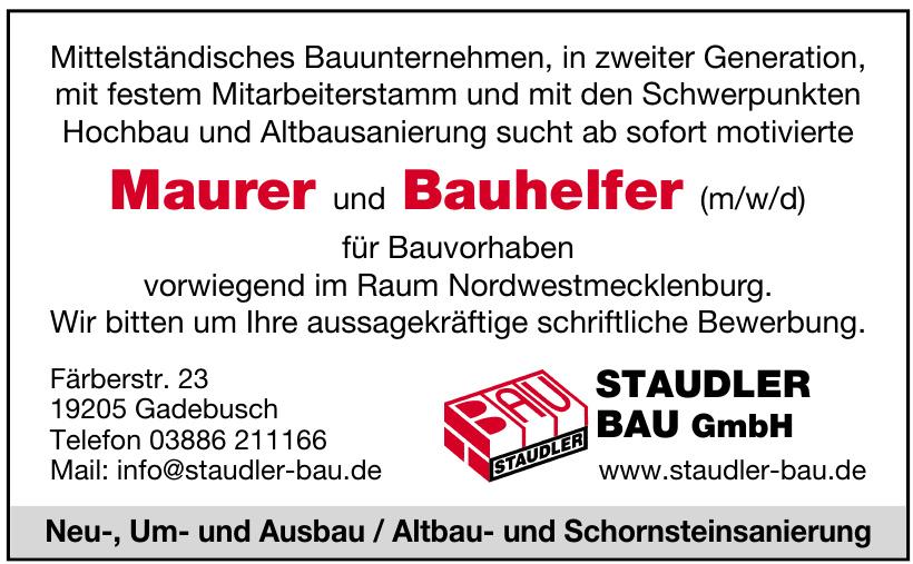 Staudler Bau GmbH
