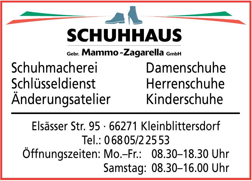 Schuhhaus Gebr. Mammo-Zagarella GmbH