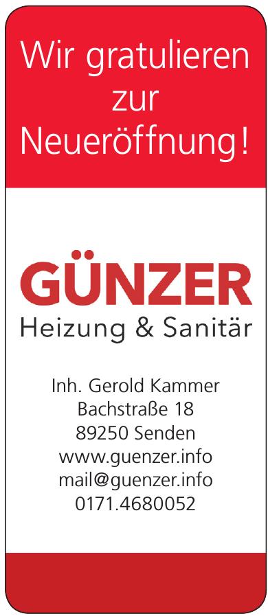 Günzer Heizung & Sanitär