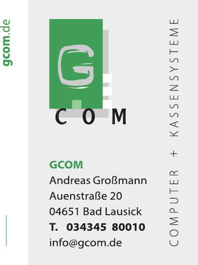 GCOM Andreas Großmann