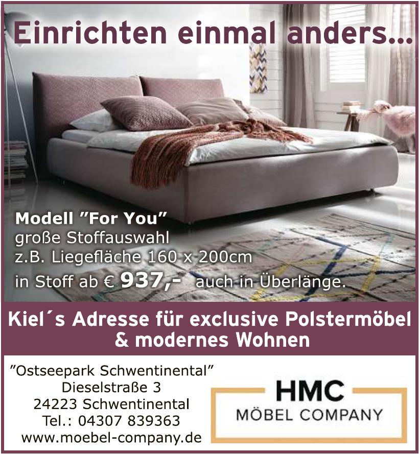 HMC - MÖBEL COMPANY GMBH