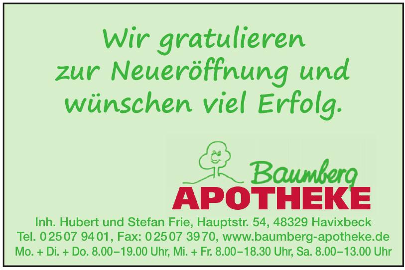 Baumberg Apotheke