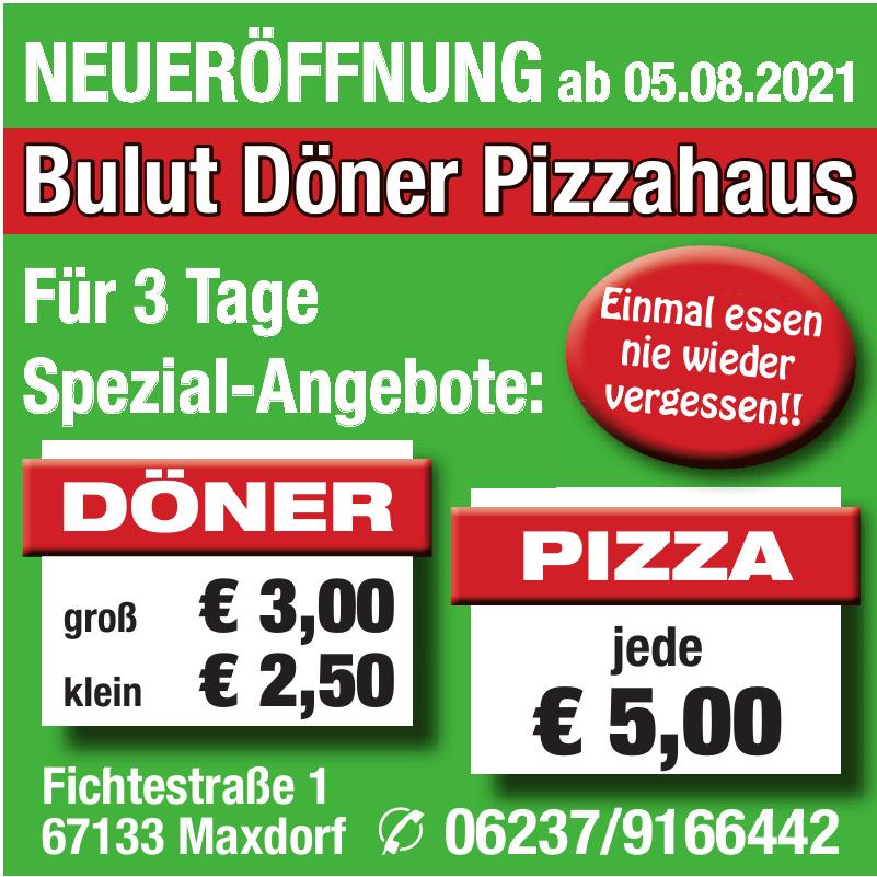 Bulut Döner Pizzahaus