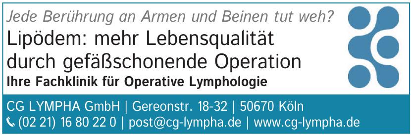 CG LYMPHA GmbH Verwaltung