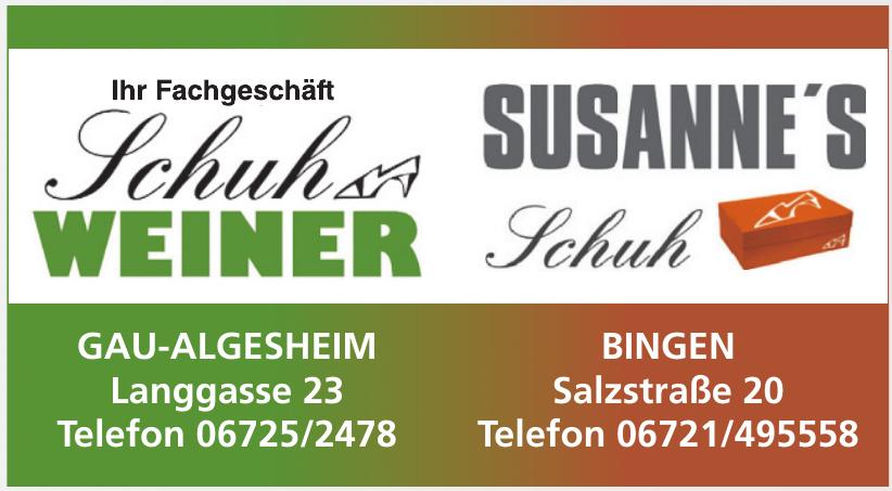 Schuh Weiner