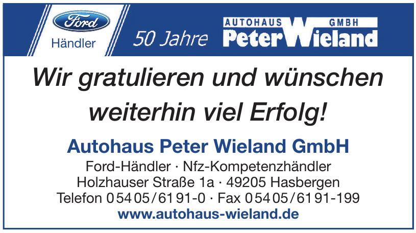 Autohaus Peter Wieland GmbH