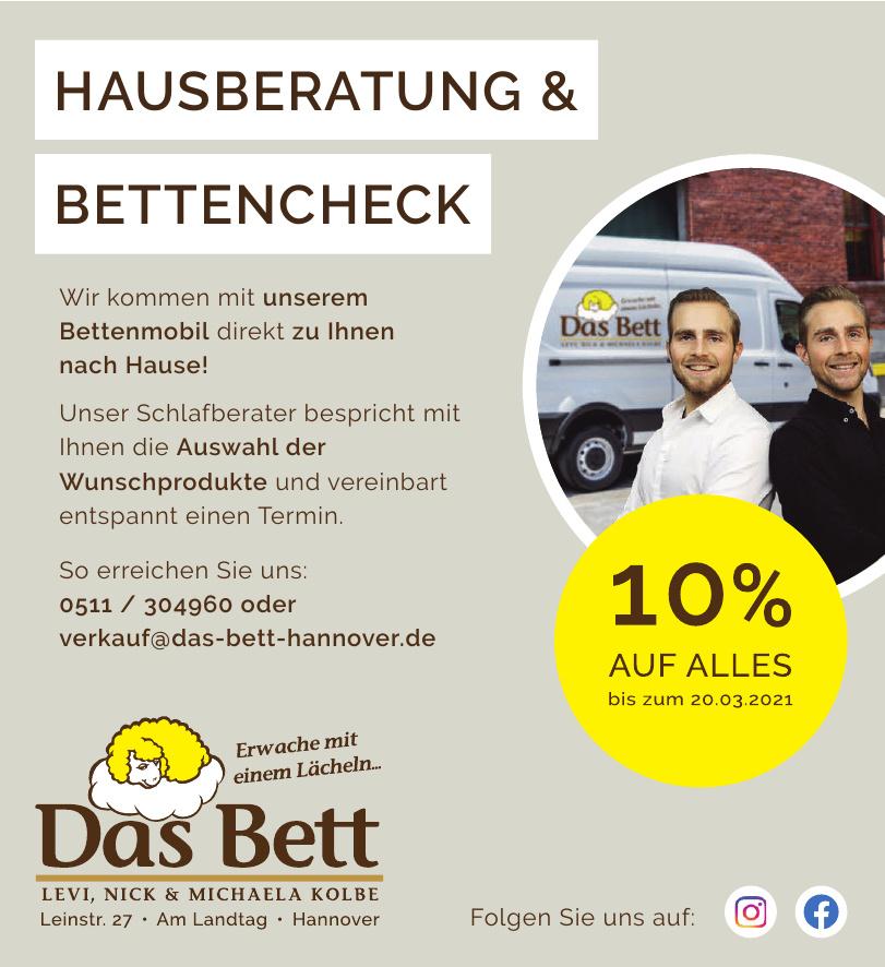 """Das Bett"" in Hannover"