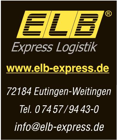 Elb Express Logistik