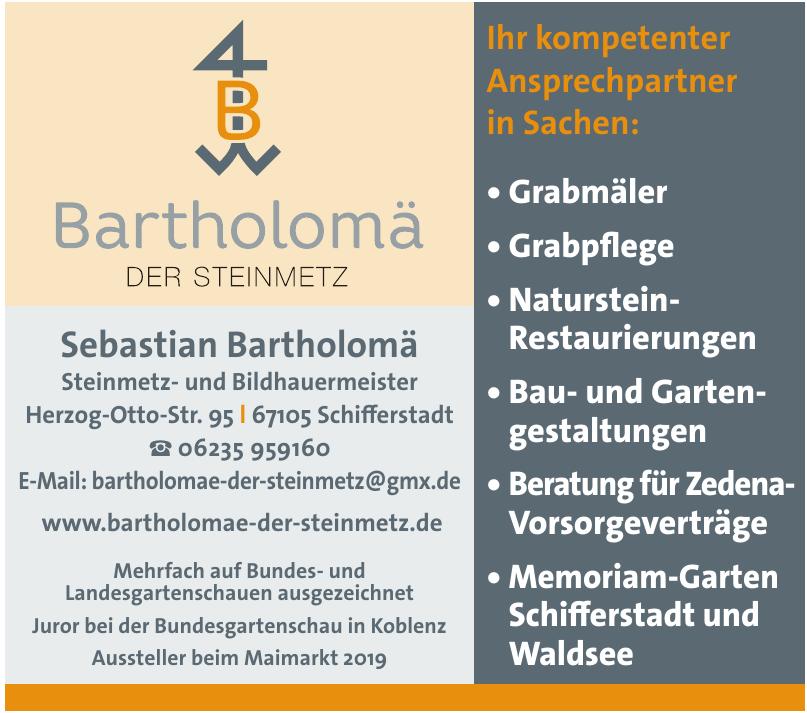 Bartholomä - Der Steinmetz