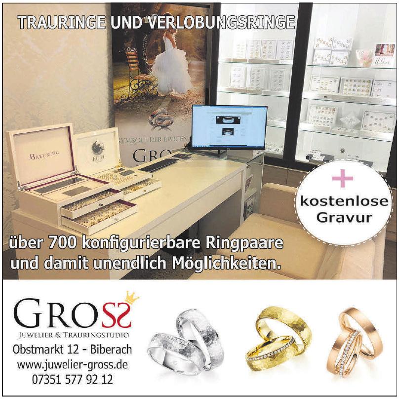 Gross Juwelier und Trauringstudio