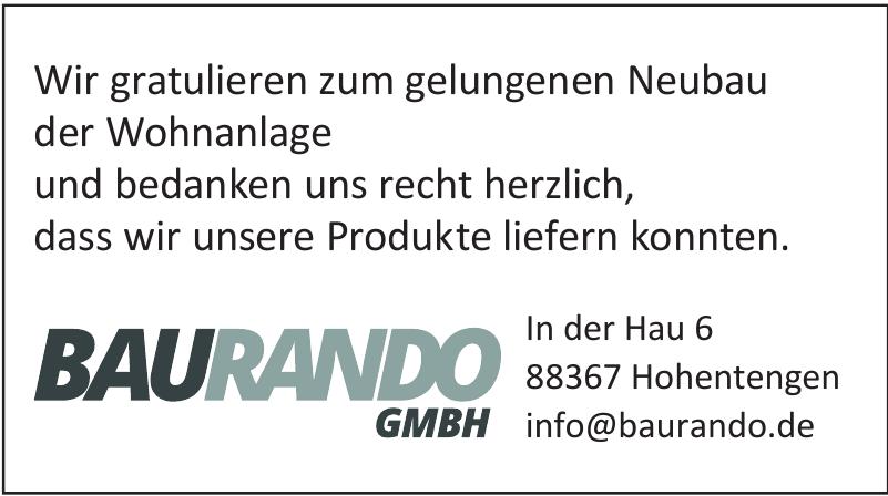 Baurando GmbH