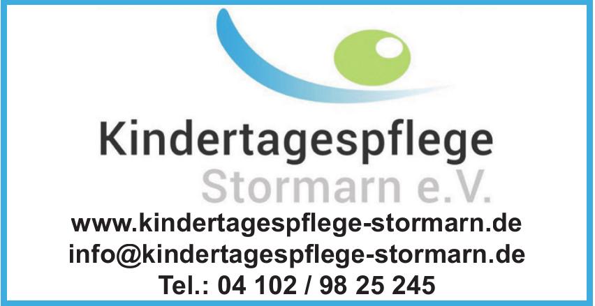 Kindertagespflege Stormarn e.V.