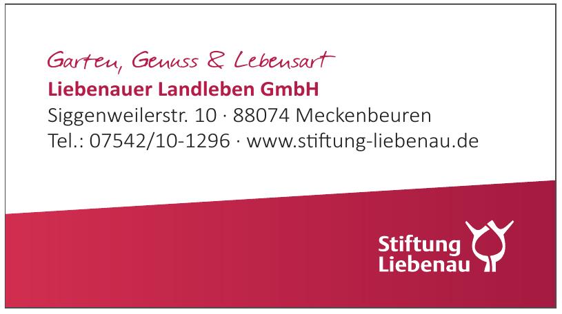 Liebenauer Landleben GmbH