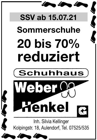 Schuhhaus Weber Henkel