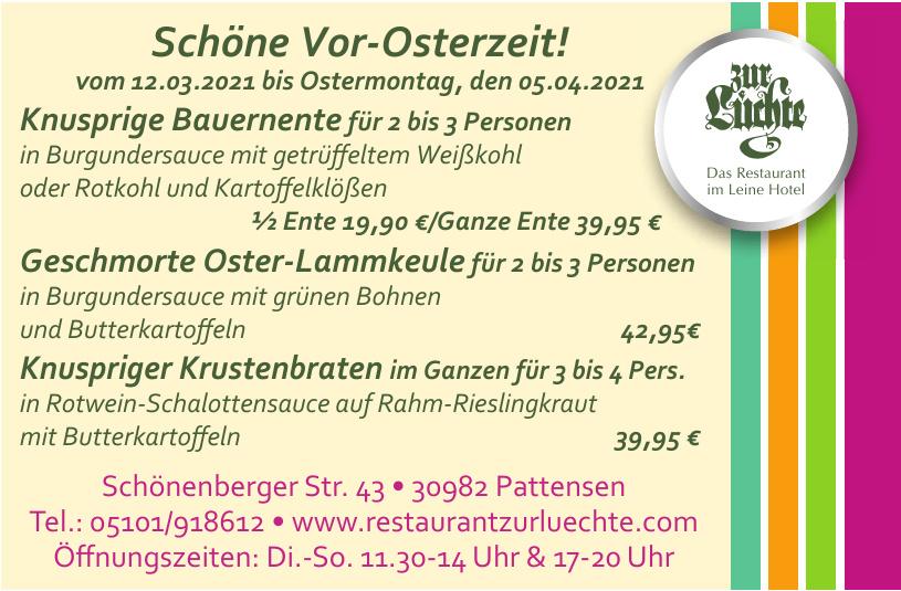 Restaurant Zur Lüchte