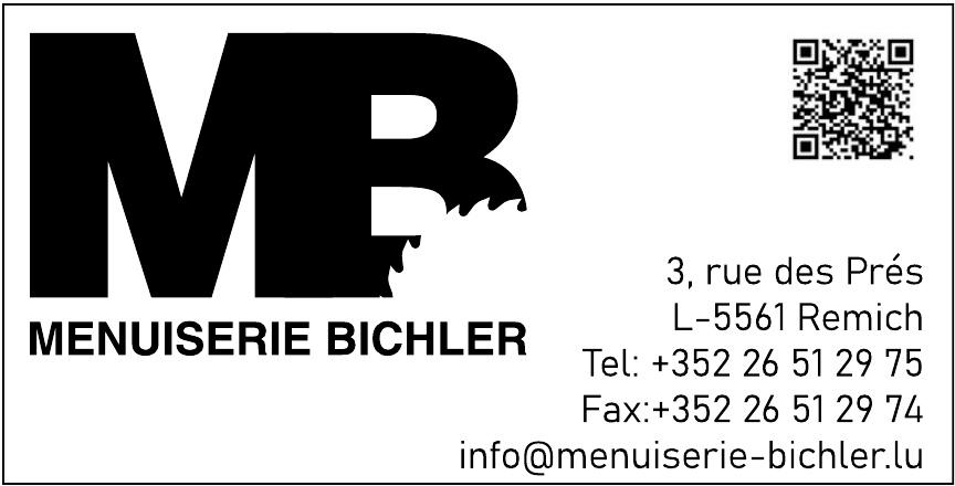 Menuiserie Bichler