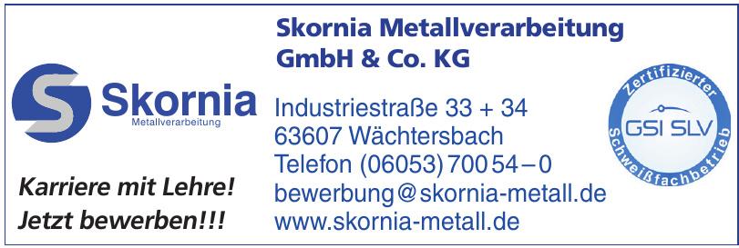 Skornia Metallverarbeitung GmbH & Co. KG
