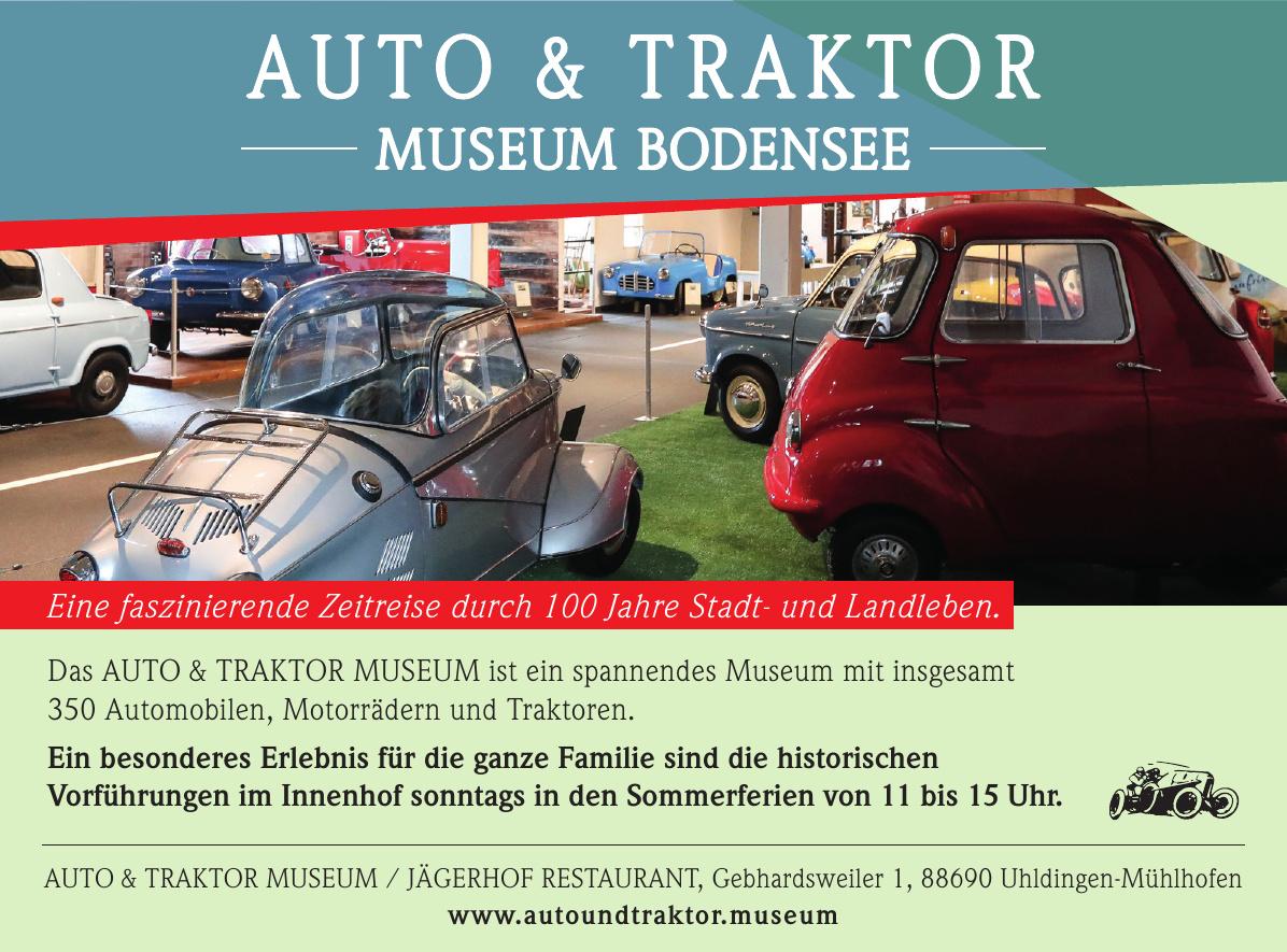 Auto & Traktor Museum Bodensee