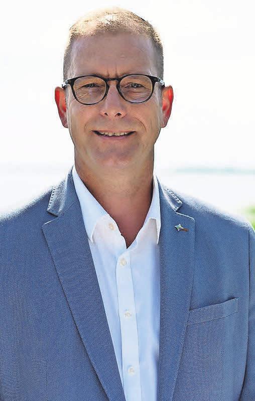 Gunnar Wobig, Geschäftsführer der LEKA MV. Foto: HST