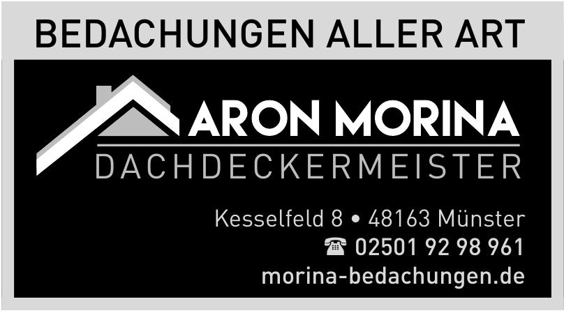 Aron Morina