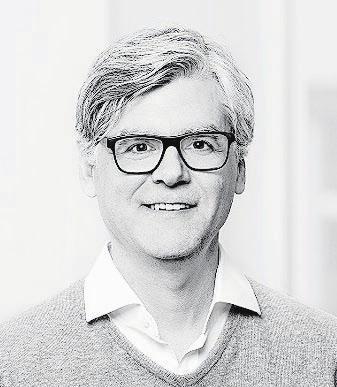 Architekt und Mitgründer des Startups kennwerte ag: Mischa Badetscher.