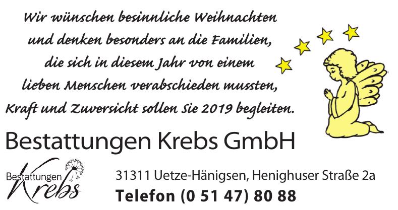 Bestattungen Krebs GmbH