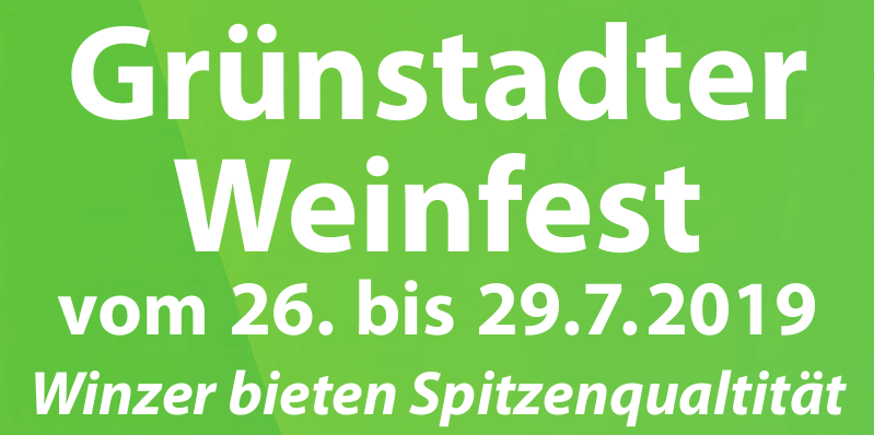 Grünstadter Weinfest