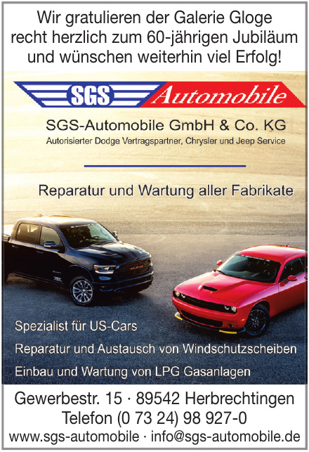 SGS Automobile GmbH & Co. KG