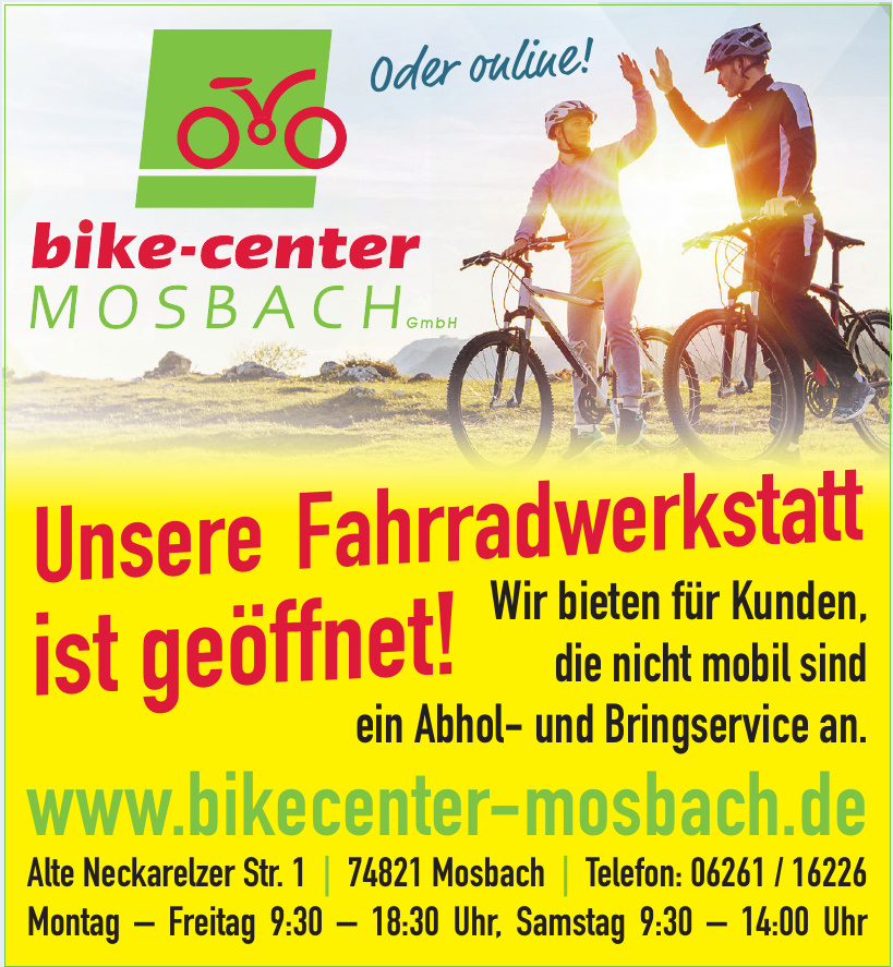 Bike-Center Mosbach GmbH
