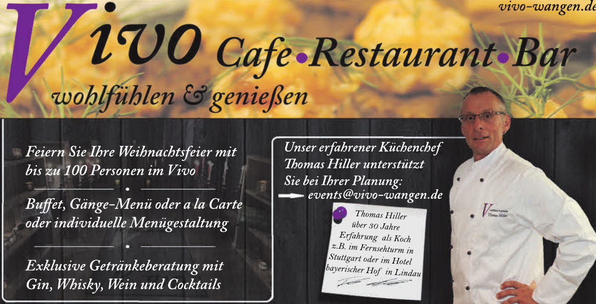 Vivo Cafe-Restaurant-Bar