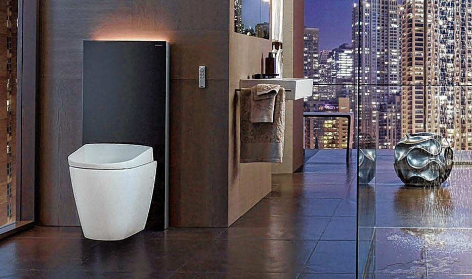 Dusch-WCs erfreuen sich eines immer größeren Zuspruchs. FOTO: DJD