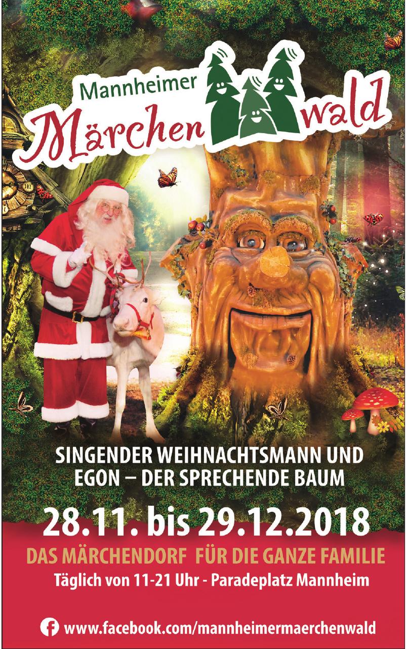 Mannheimer Märchenwald