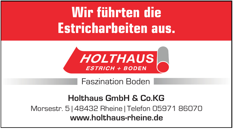 Holthaus GmbH & Co.KG