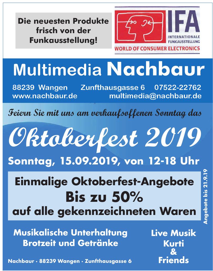 Multimedia Nachbaur GmbH