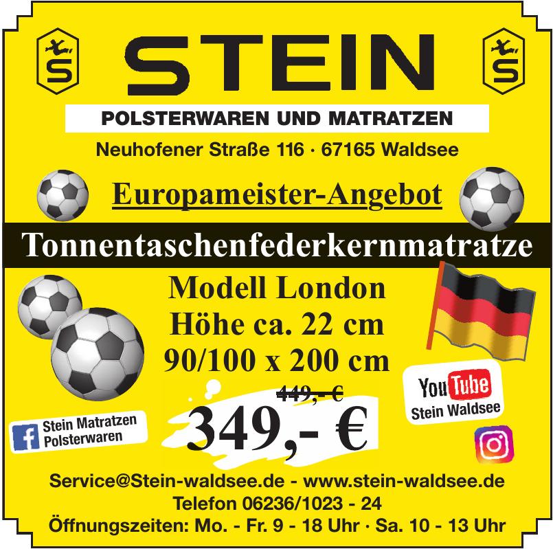 Stein Matrazen