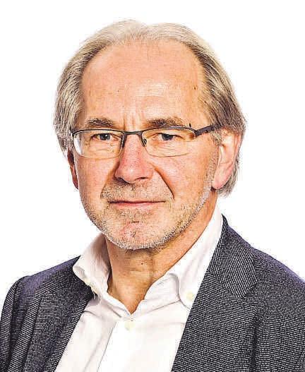 Wolfgang Langmack FOTO: R