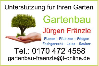 Gartenbau Fränzle