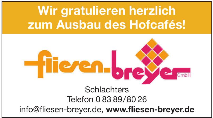 Fliesen Breyer